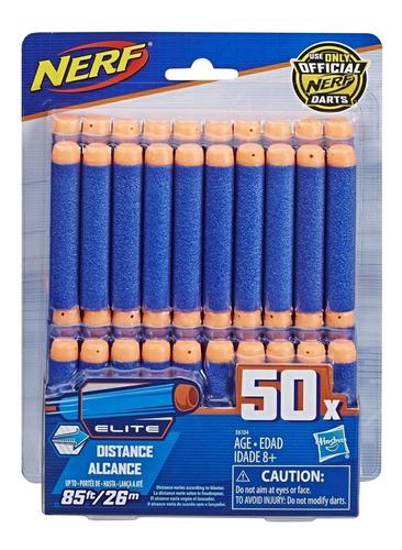nerf elite repuesto 50 dardos