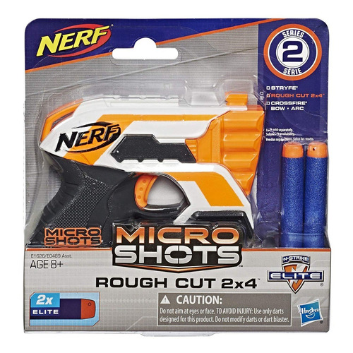 nerf elite rough cut micro shots (8093)