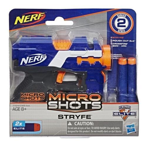 nerf elite stryfe micro shots (8093)