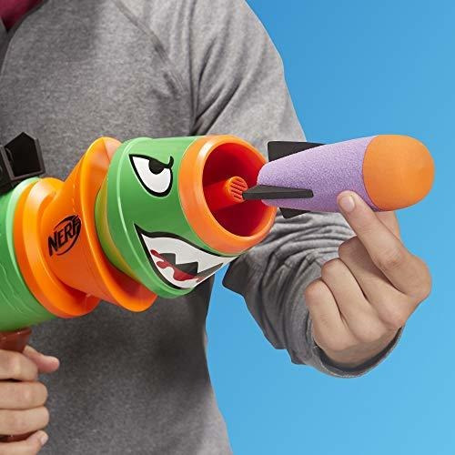 nerf fortnite rl lanzador pistola juguete niños