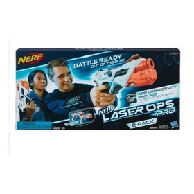 Nerf Laser Ops Pro 2 Lanzadores