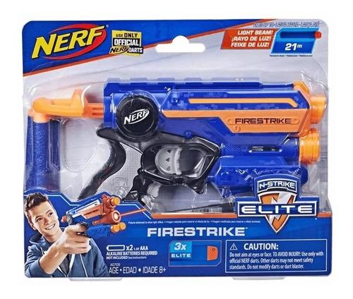 nerf n- strike elite firestrike hasbro