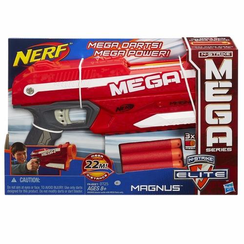 nerf n-strike elite - mega magnus - hasbro - lançador