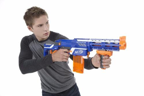 nerf n-strike elite retaliator blaster +envio gratis