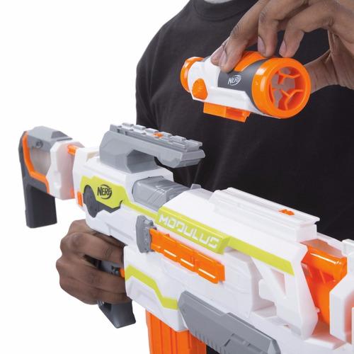nerf n-strike modulus ecs-10 blaster + envio gratis