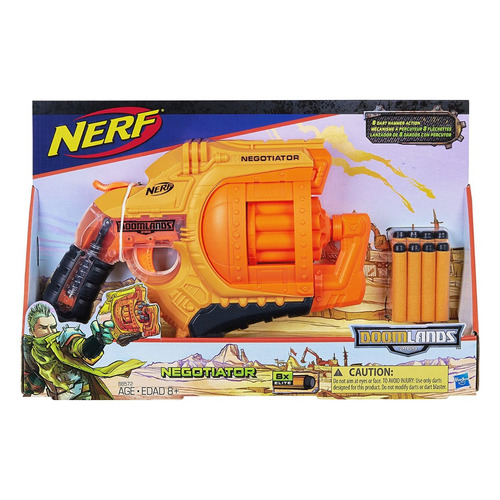 nerf negotiator jugueteria bunny toys