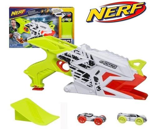 nerf nitro aerofury ramp rage jugueteria original hasbro