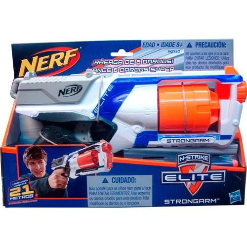 nerf nstrike strongarm blaster a07104681