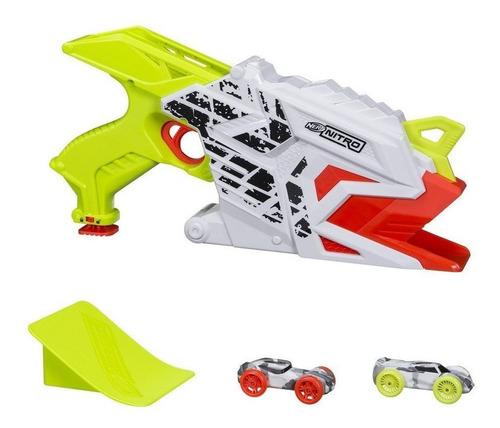nerf pistola rampa nitro aerofury ramp rage e0408 hasbro edu