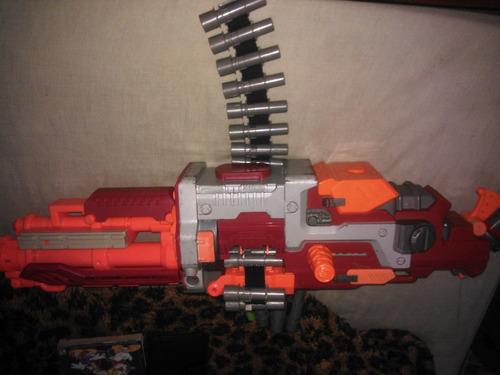 nerf- vulcan ebf-25 usada
