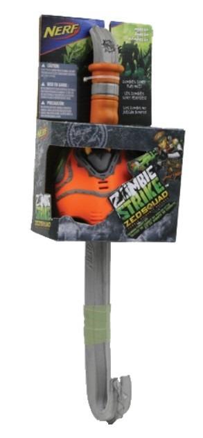 Nerf Zombie Strike Crowbar Combat Kit Palanca Y Mascara 62000