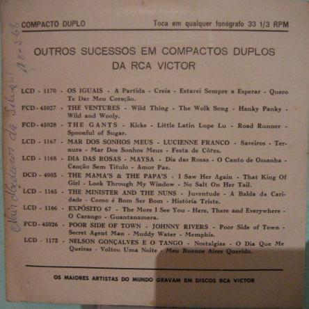 nerino silva - compacto - 1967
