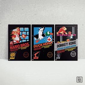 Mario Bros Mp3 - Cuadros Nuevo en Mercado Libre Argentina