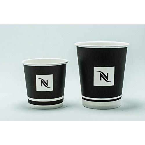 Nespresso Juego De Vasos Desechables De Papel 100 40 990 En