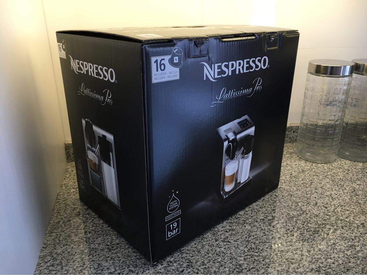 nespresso lattissima pro nueva en caja sellada - Nespresso Lattissima Pro