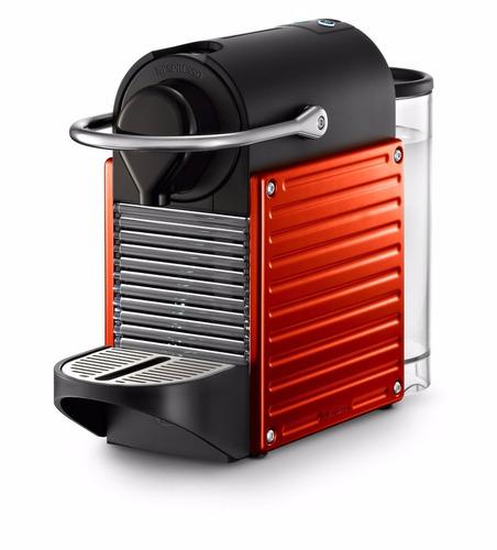 nespresso pixie cafetera household exprés c60-us-re-ne