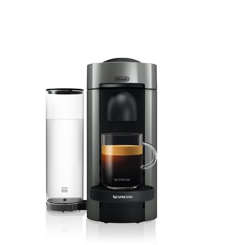 nespresso vertuoplus coffee y espresso maker por de'longh