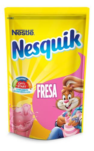 nesquik - 357gr fresa bolsa  - (1 pieza)