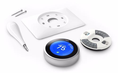 nest 3ra generacion termostato inteligente t3007es a99