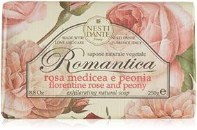 b3c4f3ecc8a8 Nesti Dante Romantica Exhilarating Natural Soap - Florentine