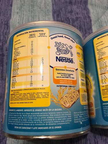 nestlé nestum 270 gramos alimento bebe