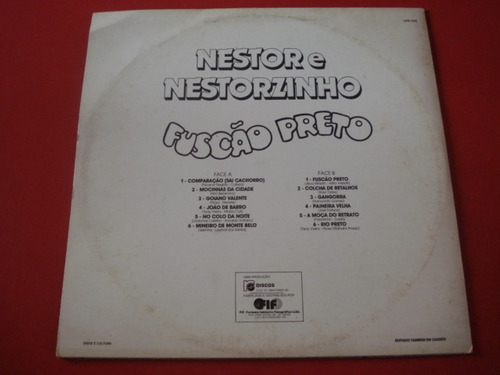 nestor e nestorzinho-lp-vinil-fuscão preto-mpb-sertanejo