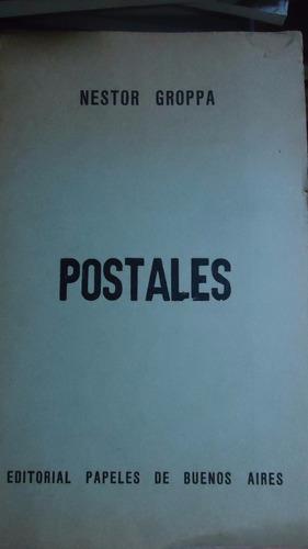 nestor groppa: postales