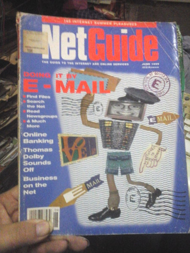 net gide | vol 2 | n° 6 | 06/1995