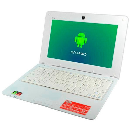 netbook 10.1 polegadas 1.2ghz 8gb android 4.1