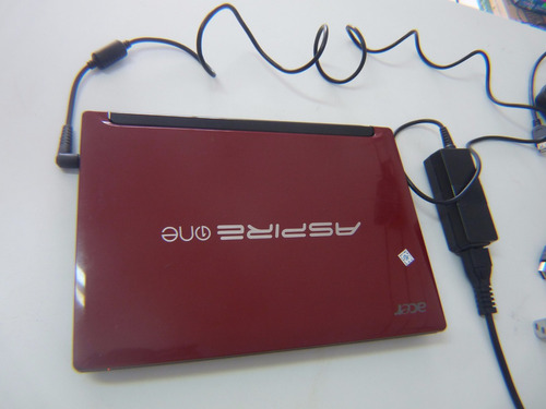 how to open acer aspire one netbook