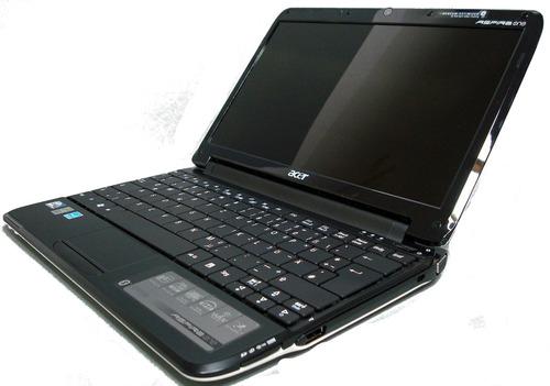 netbook acer intel atom/11,6/2gb/250gb ao751h-1065 novo