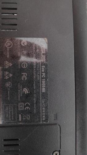 netbook asus eepc atom 2 gb
