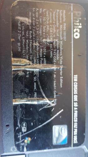 netbook em perfeitas condições