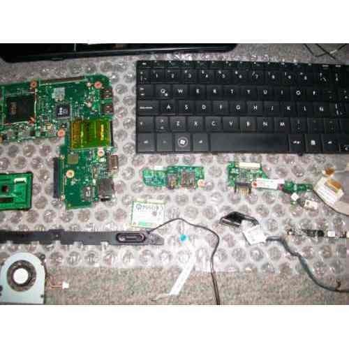 netbook hp mini 110 desarme