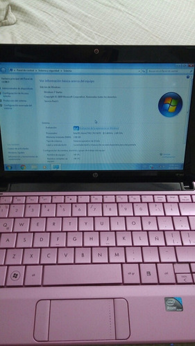 netbook hp mini 110 series. x partes