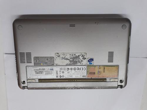 netbook hp mini gris 2133 para repuestos
