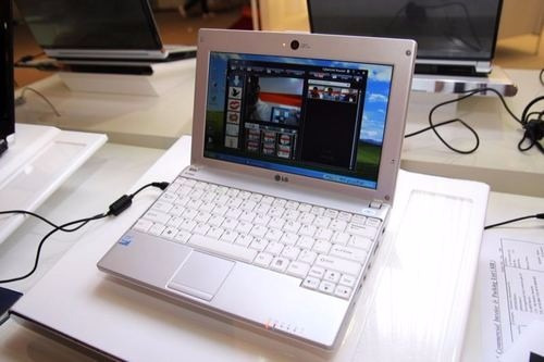 netbook lg x110  120gb hd w732 bit inmaculada c/chip
