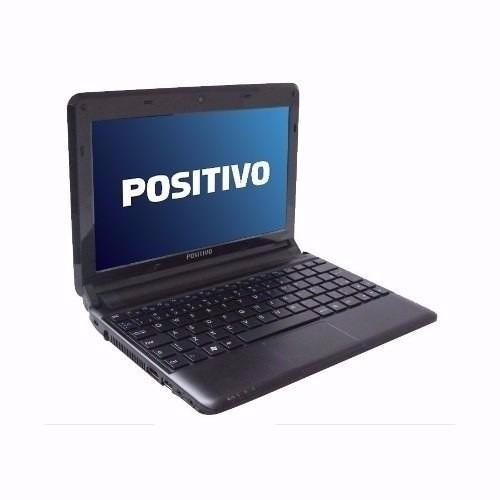netbook positivo atom 2gb memória hd 320 saída hdmi