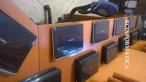 netbook positivo mobo 2gb memória ram - hd 320gb