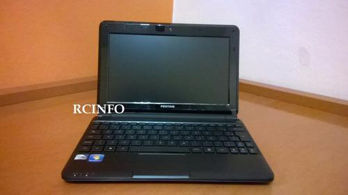 netbook positivo mobo 5500 intel® n455, 2gb, 320gb com hdmi