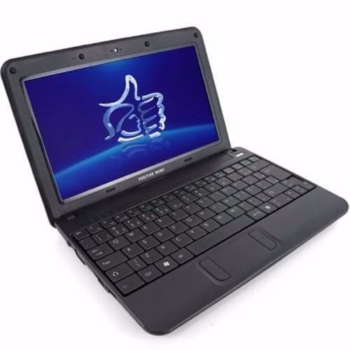 netbook positivo mobo black hd 80gb 1.6ghz 2gb 3 usb wi-fi