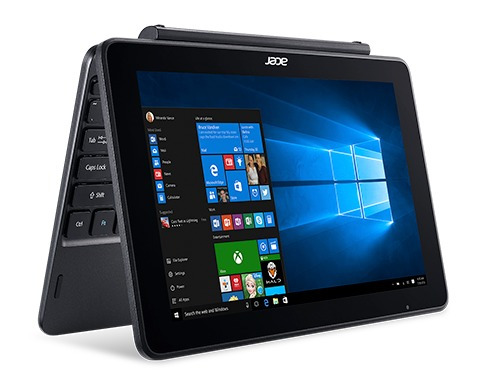 netbook tablet ultrabook acer atom 2gb 32ssd windows10 prata