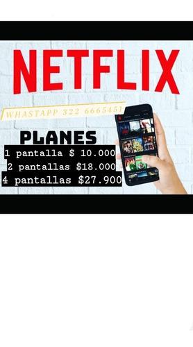 netflix legal con más de 4 mil clientes inf 3193692191