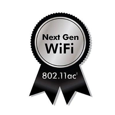 netgear ac1200 dual band gigabit inteligente router wifi (r6