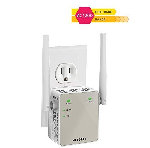 netgear ac1200 wifi range extender - essentials edition