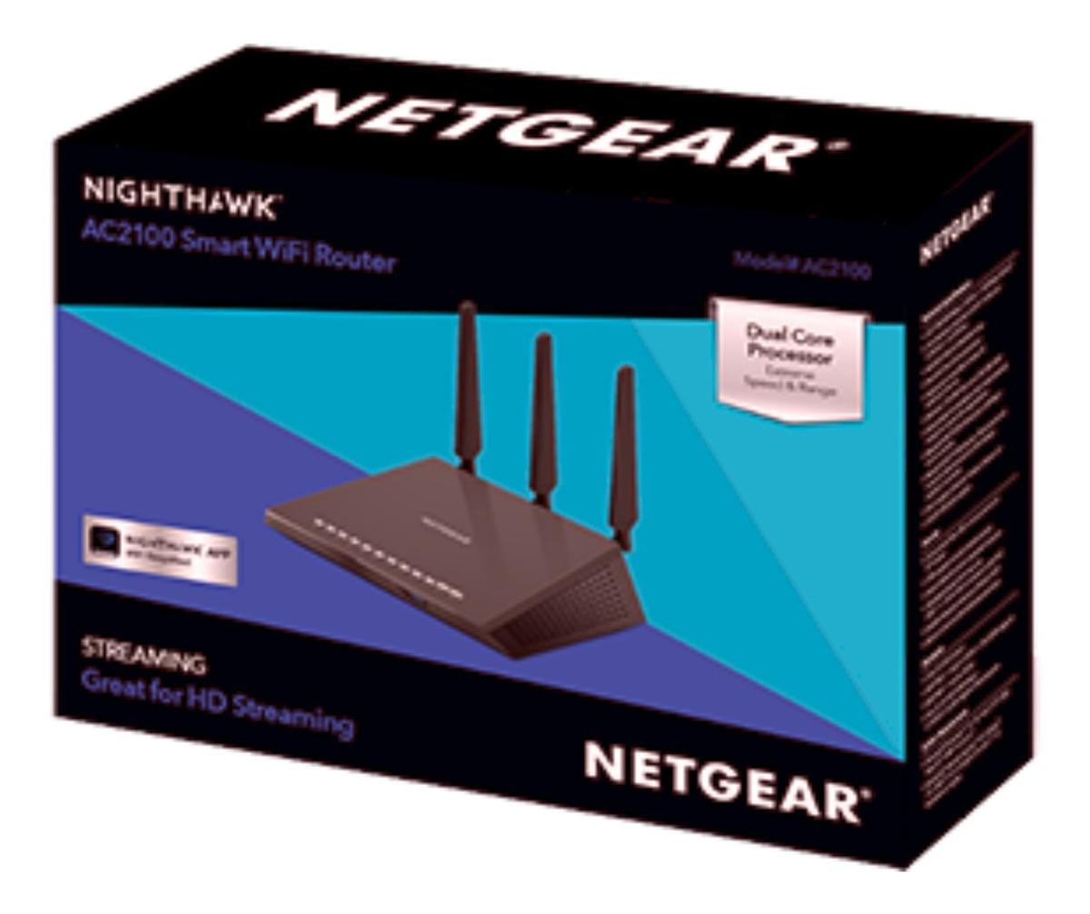 Netgear Ac2100 Nighthawk Smart Wifi Router