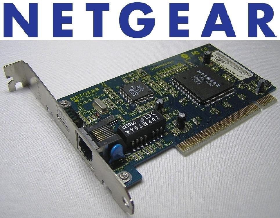 NETGEAR FA310TX LAN Driver Windows