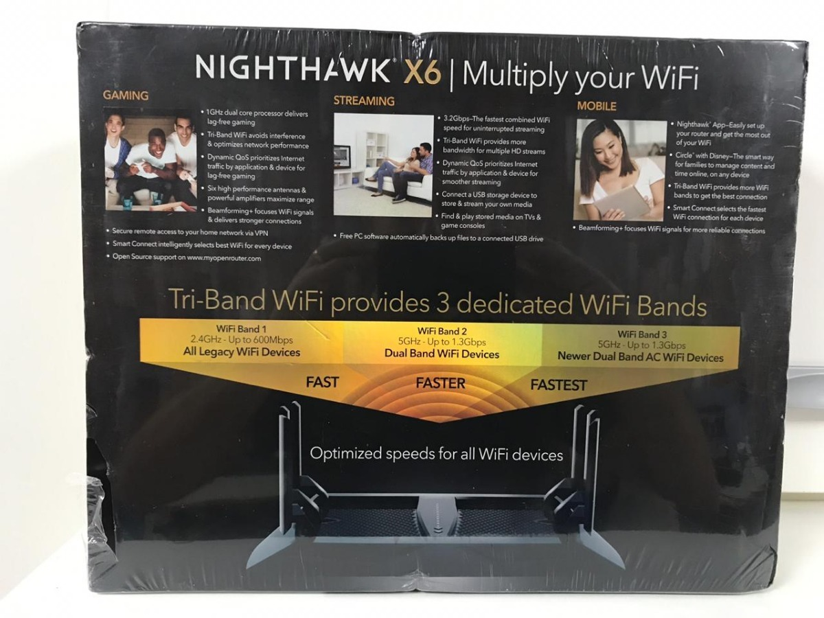 Netgear Nighthawk App Not Working