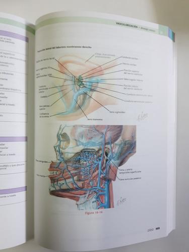 netter anatomía de cabeza y cuello para odontólogos 3edicion