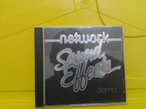 network - sound effects demo - novo